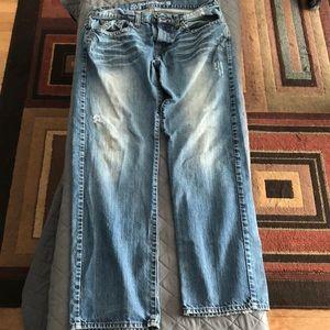 Guess 36x32L Registered Trademark Jean